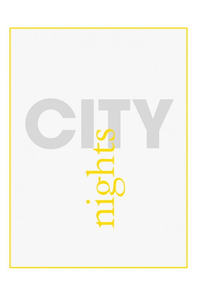 Lemon Jelly City Nights