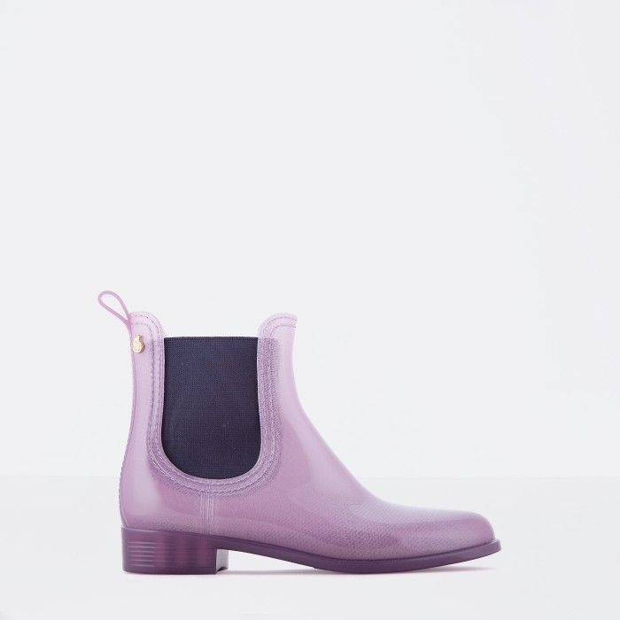 Lemon Jelly | Pink Rain Boots for Women COMFY 14