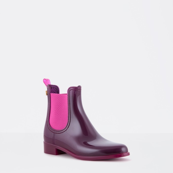 Lemon Jelly | Green Waterproof Ankle Boot | Women PISA 03