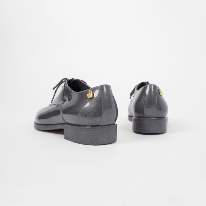 Lemon Jelly | Grey Oxford Shoes for Woman Official JENY 07