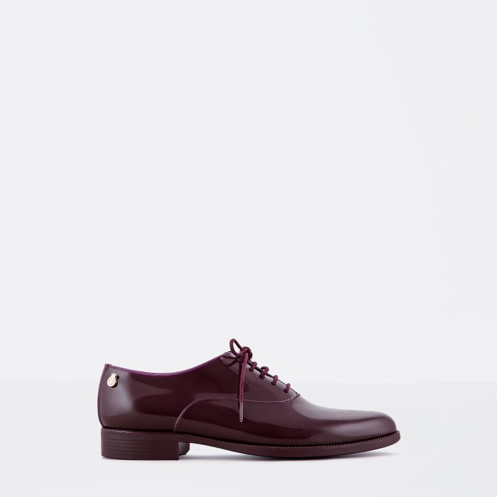 Lemon Jelly | Sapatos Oxford Femininos Bordeaux JENY 08