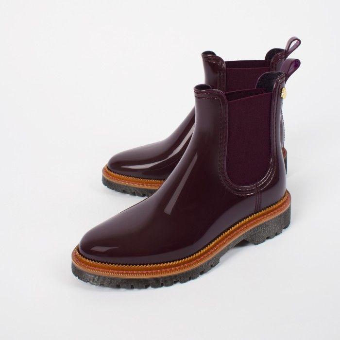 Bordeaux Ankle Boot