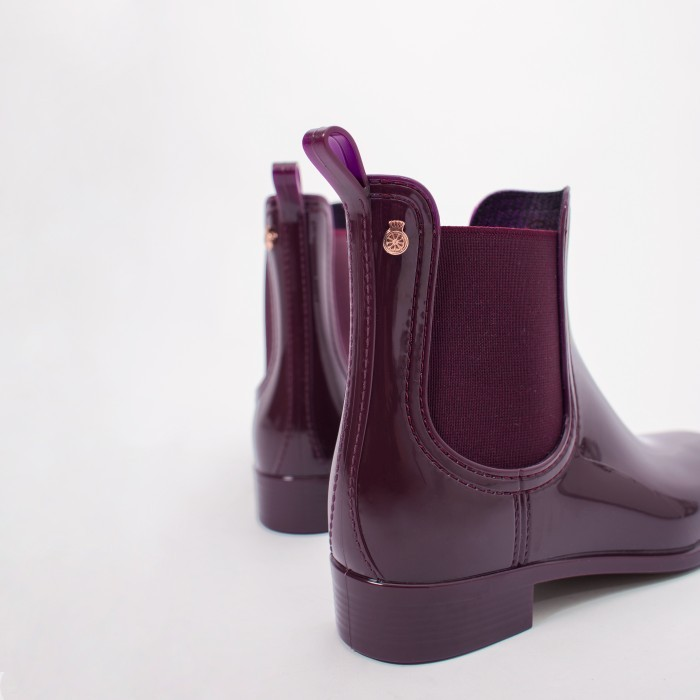 Bordeaux Ankle Boot