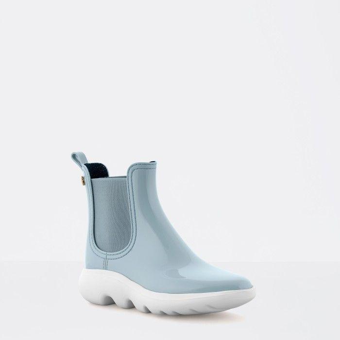 Blue Sandal