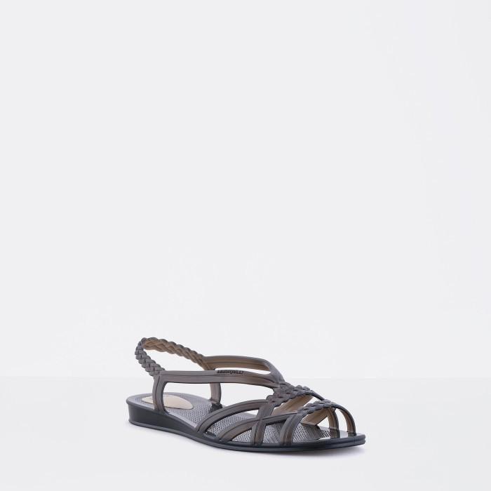Vegan Black Sandal