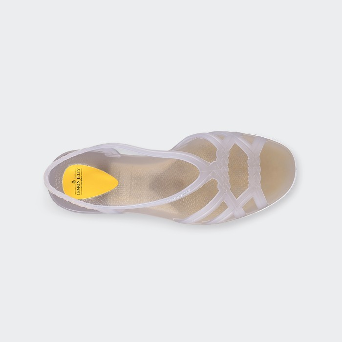 Transparent Sandal