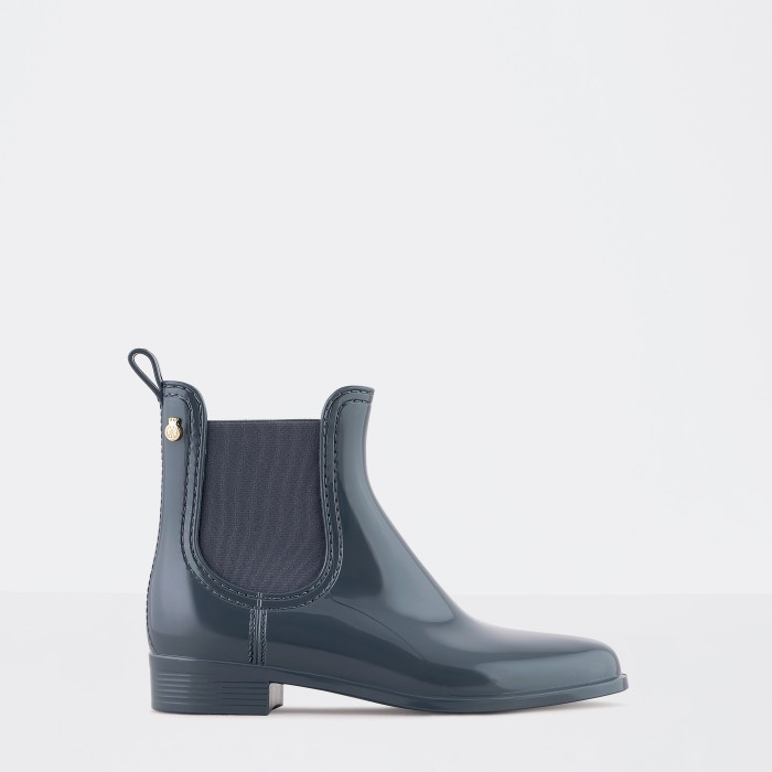 Lemon Jelly | Grey Rain Boots  Jelly Shoes | Women COMFY 27