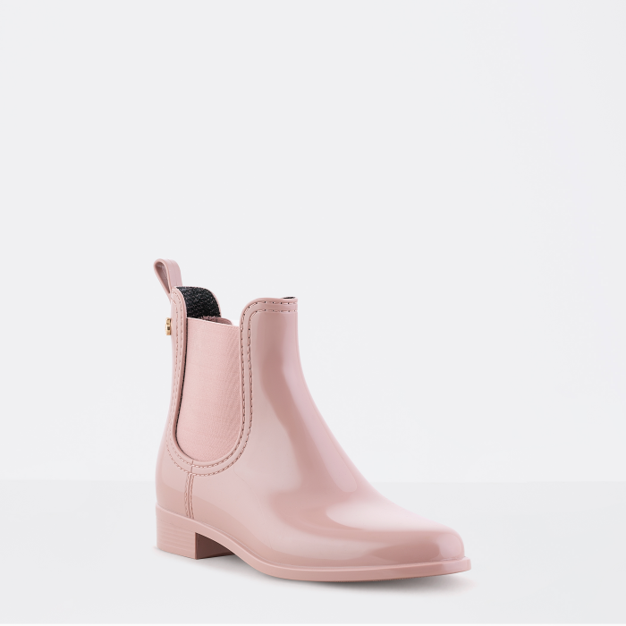 Lemon Jelly | Pink Rain Boots  Jelly Shoes | Women COMFY 25