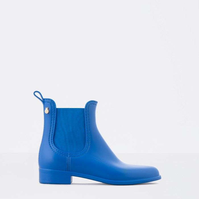 Lemon Jelly | Royal Blue Summer Ankle Boots | Woman SPLASH 12