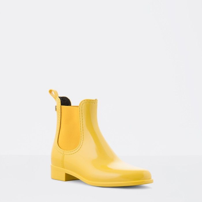 Lemon Jelly | Yellow Chelsea Rain Boots | Woman COMFY 30