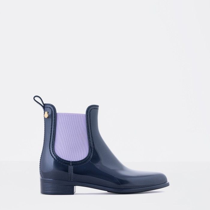 Lemon Jelly Blue Chelsea Summer Boots | Woman PISA 29