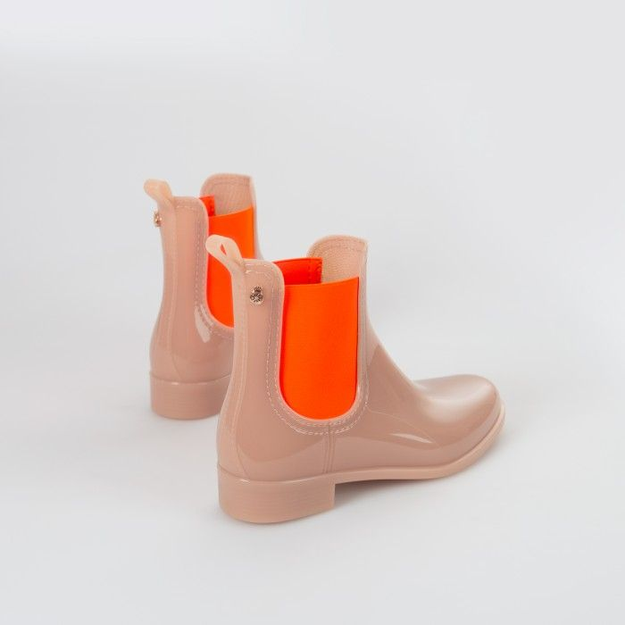 Lemon Jelly | Caramel Chelsea Summer Boots | Woman PISA 31