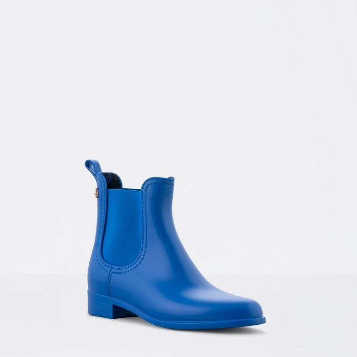 Lemon Jelly Royal Blue Summer Ankle Boots | Woman SPLASH 12