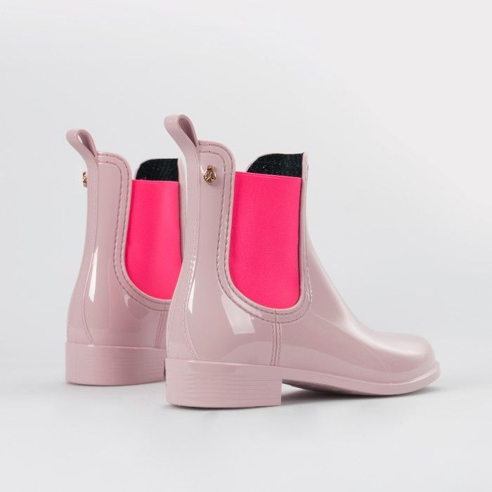 Lemon Jelly Pink Chelsea Summer Boots | Woman PISA 30