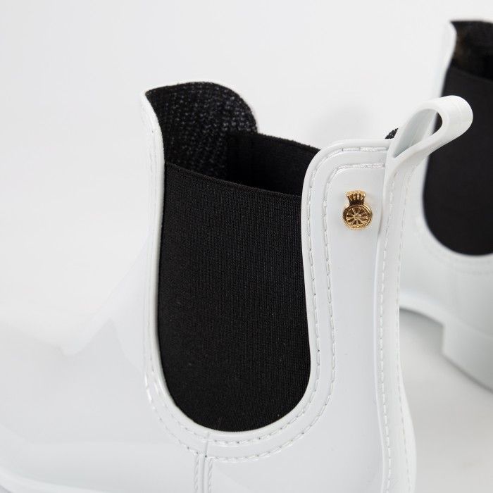 Lemon Jelly White Chelsea Summer Boots | Woman PISA 32