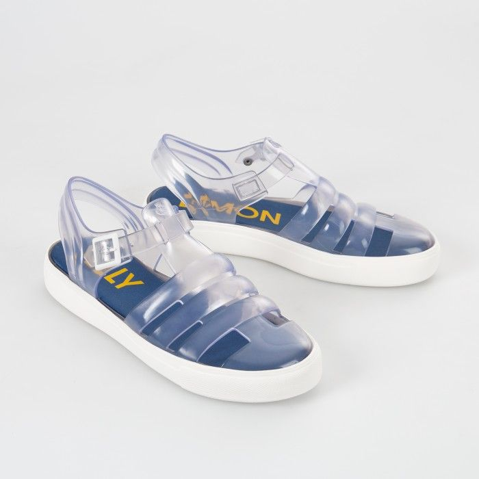 Lemon Jelly | Clear Fisherman Jelly Sandals | Woman CRYSTAL 13