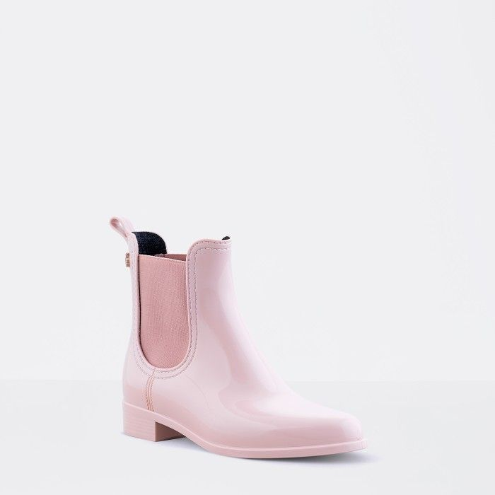 Lemon Jelly | Pink Chelsea Rain Boots | Woman COMFY 22