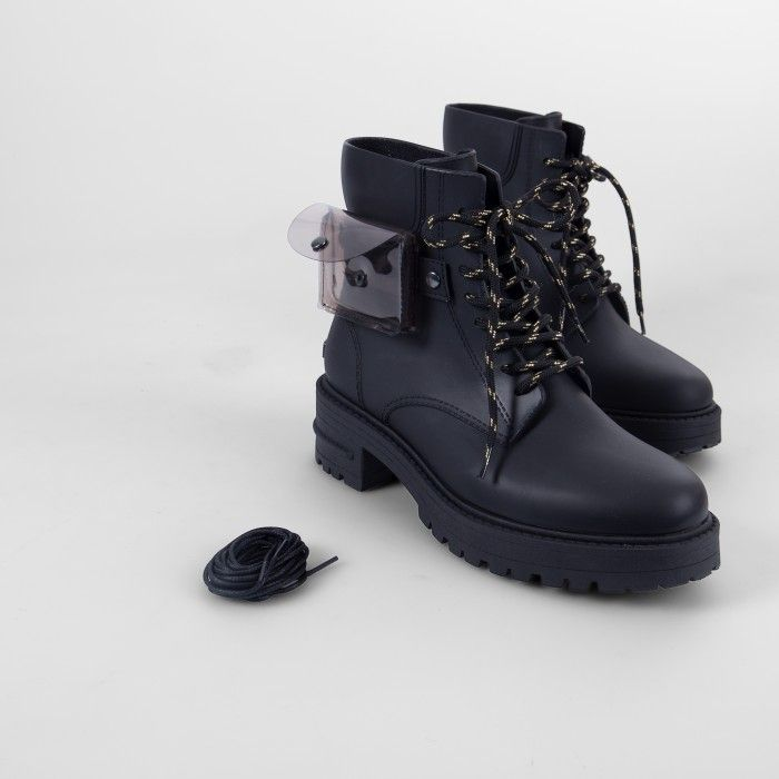Lemon Jelly | Black Combat Boots | Summer Festivals INDIE 01
