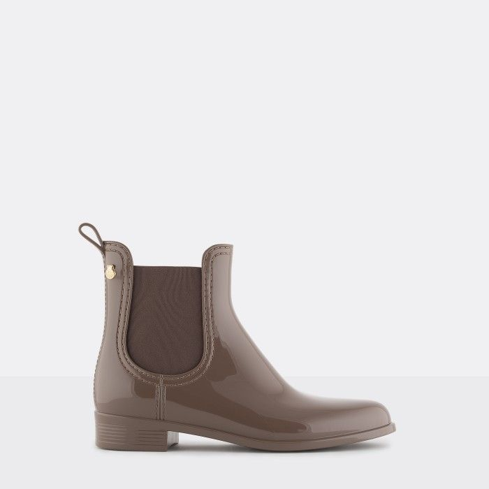 Lemon Jelly | Brown Chelsea Boots | Vegan | Women COMFY 34