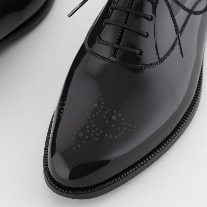 Lemon Jelly | Black Oxford Shoe for Women | Women JENY 01
