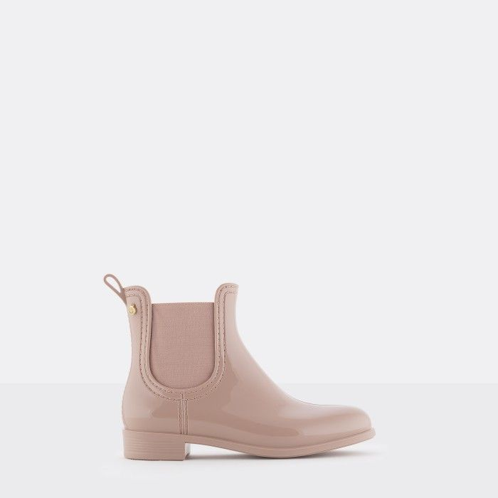 Lemon Jelly | Pink Rain Ankle Boots for Girl | Kids BIA 11
