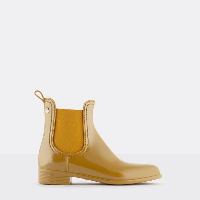 Lemon Jelly | Rusted Gold Rain Boots  Jelly Shoes COMFY 28