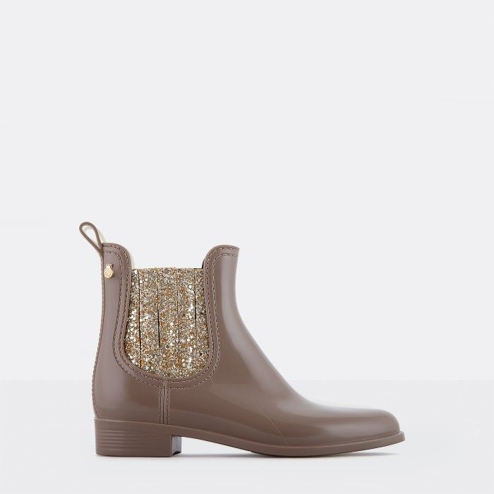 Vegan Brown Ankle boot