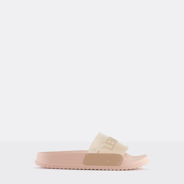 Lemon Jelly Slides Pink SHELBY 04 | Spring Summer 2021