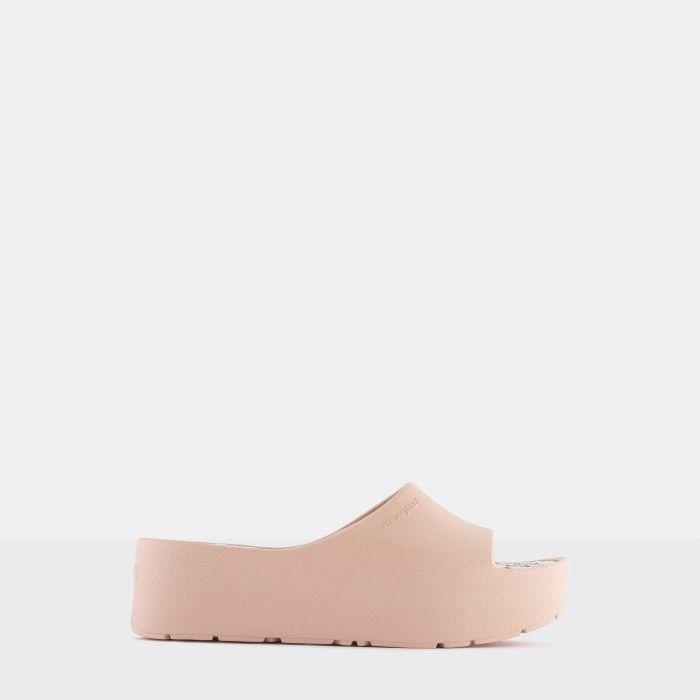 Lemon Jelly Platform Slides Pink KIM 04 | Spring Summer 2021