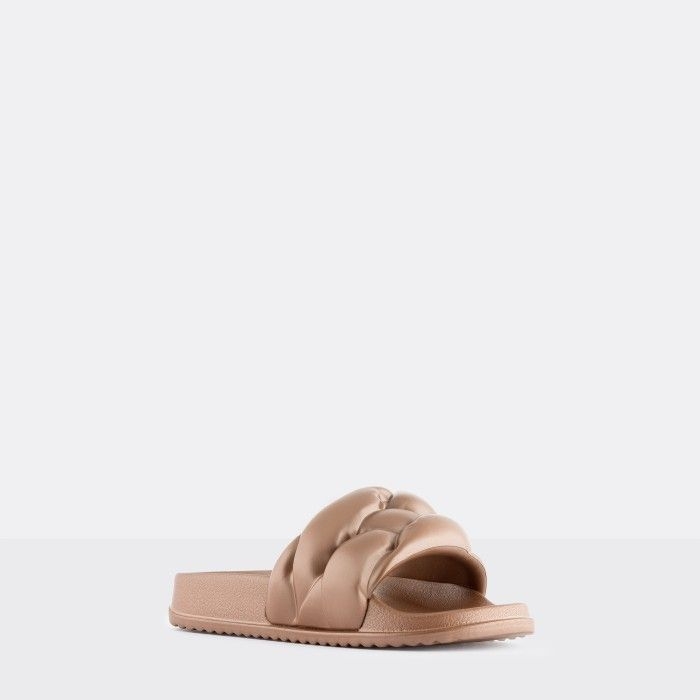 Lemon Jelly Slides Brown COCOON 03 | Spring Summer 2021
