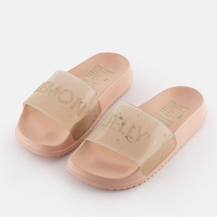 Lemon Jelly Slides Pink SHELBY 04 | Spring Summer 2021