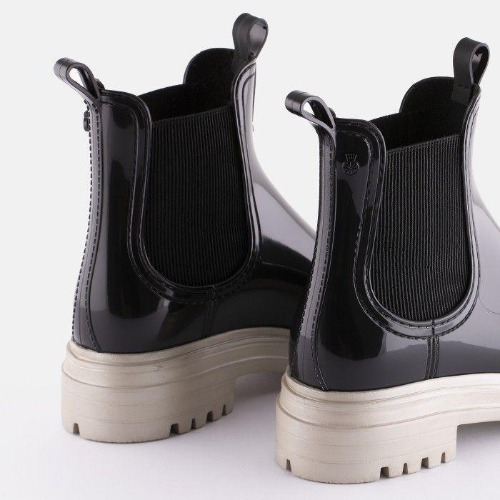 Lemon Jelly Super Light Grey Rain Boots for Woman WALKER 04